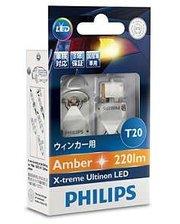 Philips Лампа светодиодная WY21 LED, 12V (12763X2)