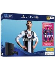Sony PlayStation 4 Pro 1Tb Black + FIFA 19 (9765912)