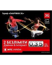 MTC Смартфон 3G Первый