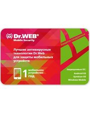 Dr.Web Антивирус Dr.Web Mobile Security (BHM-AA-12M-1-A3)