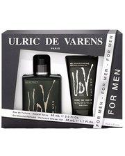 Ulric De Varens For Man Туалетная вода+гель для душу 60+50