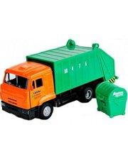 Технопарк Камаз мусоровоз (CT12-457-4WB)