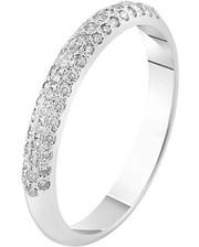 Золотое кольцо с фианитами Джантайн