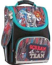 Monster High Рюкзак школьный каркасный 501 Monster High-2 (MH15-501-2S)