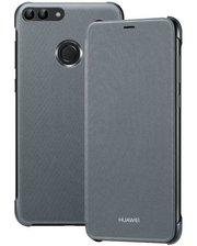 Huawei P Smart Flip Cover Black