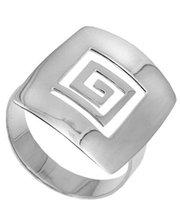 Серебряное кольцо Греция