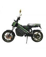 ROVER Impulse черный с зеленым (Black-green)