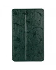 Nomi Чехол для планшета Slim PU Pattern С10103 Flowers Green