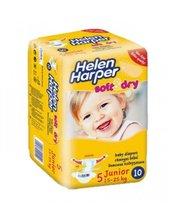 Helen Harper Ultra Soft&Dry 5 Junior 15-25 кг 10 шт (230854)