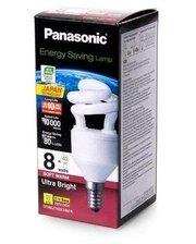 Panasonic 8W (40W) 2700K E14