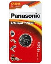 Panasonic CR 2025 BLI 1 LITHIUM (CR-2025EL/1B)
