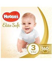 HUGGIES ELITE SOFT 3 Box 160 шт (5029054566213)