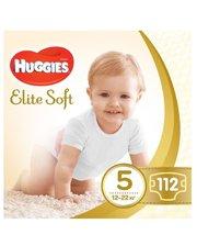 HUGGIES ELITE SOFT 5 Box 112 шт (5029054566237)