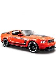 Maisto 1:24 Ford Mustang Boss 302 (31269 orange)