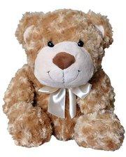 Grand Медведь (коричневый, с бантом, 33 см)(3302GMC)