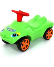 WADER Мой любимый автомобиль со звуковым сигналом зелёная (44617)