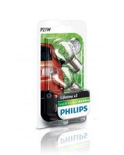 Philips Лампа накаливания P21W LongLife EcoVision (12498LLECOB2)