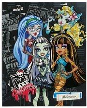 Monster High Школьный дневник УФ-лак, Monster High-2 (MH15-261-2K)
