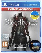 games Игра Bloodborne (PS4, Русские субтитры)