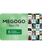 """Megogo """"Кино и ТВ Оптимальная"""" 6м"""