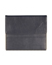 SB для планшета iPad mini cумка-клатч La Luna кожа гладкая (Biege)