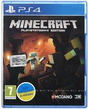 games Игра Minecraft. Playstation 4 Edition (PS4, Русская версия)