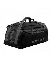 GRANITE Gear Packable Duffel 145 Black/Flint