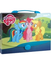 My Little Pony Портфель-коробка, А4 Little Pony (LP15-209K)