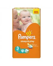 PAMPERS Sleep & Play Midi...