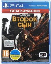 games Игра InFamous: Второй сын (PS4, Русская версия)