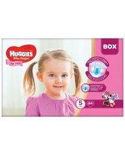 HUGGIES Ultra Comfort Box 5 для девочек 84 шт (5029053565668)