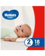 HUGGIES Classic 2 Small 18 шт. (5029053543055)