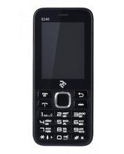 2E E240 Dual Sim Black