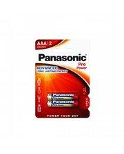 Panasonic PRO POWER AAA BLI 2 ALKALINE (LR03XEG/2BPR)