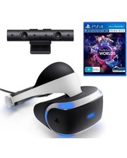 Sony PlayStation VR (Camera +VR Worlds) (9982067)