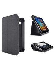 Belkin Чехол к планшету для Galaxy Tab2 7.0 Bi-Fold Folio Stand черный