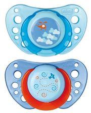 Chicco Physio Air силиконовая с футляром 6-12 мес. (75033.21)