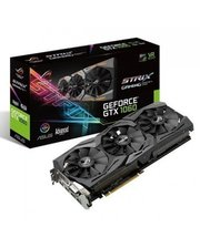 Видеокарты Asus GeForce GTX1060 6GB GDDR5 (STRIX-GTX1060-A6G-GAMING) фото