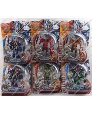 Bk toys ltd. Трансформер 6 видов