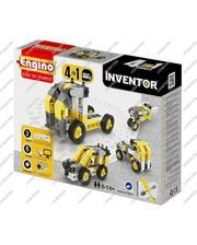 Engino Inventor 4в1 Строительная техника (0434)