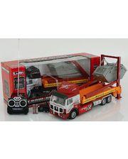 Bk toys ltd. Трейлер на радиоуправлении Team-truck