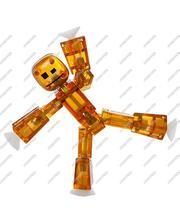 Stikbot Фигурка коричневая для анимационного творчества