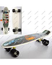 Metr+ Скейт 2 вида «Penny board»