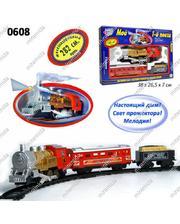 PLAY SMART Детская железная дорога «Мой первый поезд»