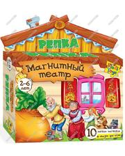 Vladi Toys Магнитный театр «Репка»