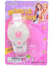 Детские часы-телефон «Барби»