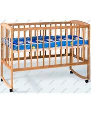 Кровать детская на колесах с дугами