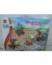 Metr+ Конструктор магнитный Magnetic Blocks