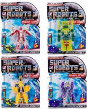 Трансформер «Super Robot 3» 12 видов