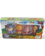 Metr+ Набор игрушек-пищалок «Winnie-the-Pooh»